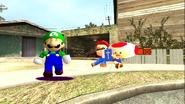 Stupid Mario 3D World 080