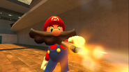 Mario's Big Chungus Hunt 225