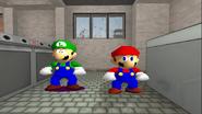 Mario's Prison Escape 093