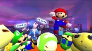 Mario The Ultimate Gamer 099