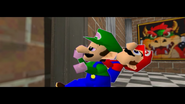 Mario And The T-Pose Virus 085