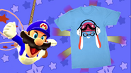 Mario The Scam Artist (SMG4 Merch Store 14)