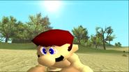 Mario Gets Stuck On An Island 211