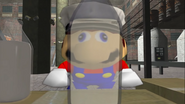Mario Goes to the Fridge to Get a Glass Of Milk 131