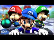 SMG4- Mario Babies