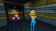 SMG4 Mario Raids Area 51 screencaps 15