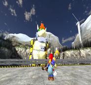 Mario's Doomed