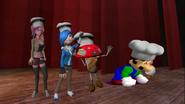 Mario's Hell Kitchen 234