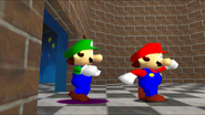 Mario And The T-Pose Virus 071