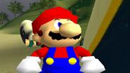 Mario Gets Stuck On An Island 059