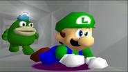 Mario's Prison Escape 166