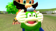 Mario Fishy