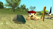 Mario Gets Stuck On An Island 139