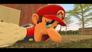 Mario Goes to the Fridge to Get a Glass Of Milk 199
