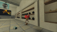 Mario Goes to the Fridge to Get a Glass Of Milk 049