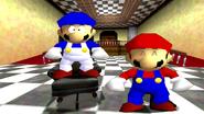 Mario The Ultimate Gamer 155