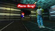 SMG4 Mario Raids Area 51 screencaps 13
