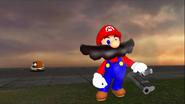 Mario's Big Chungus Hunt 232