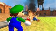 Mario's Prison Escape 050