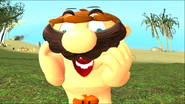 Mario Gets Stuck On An Island 165