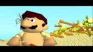 Mario Gets Stuck On An Island 231