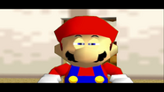 Mario Goes to the Fridge to Get a Glass Of Milk 012