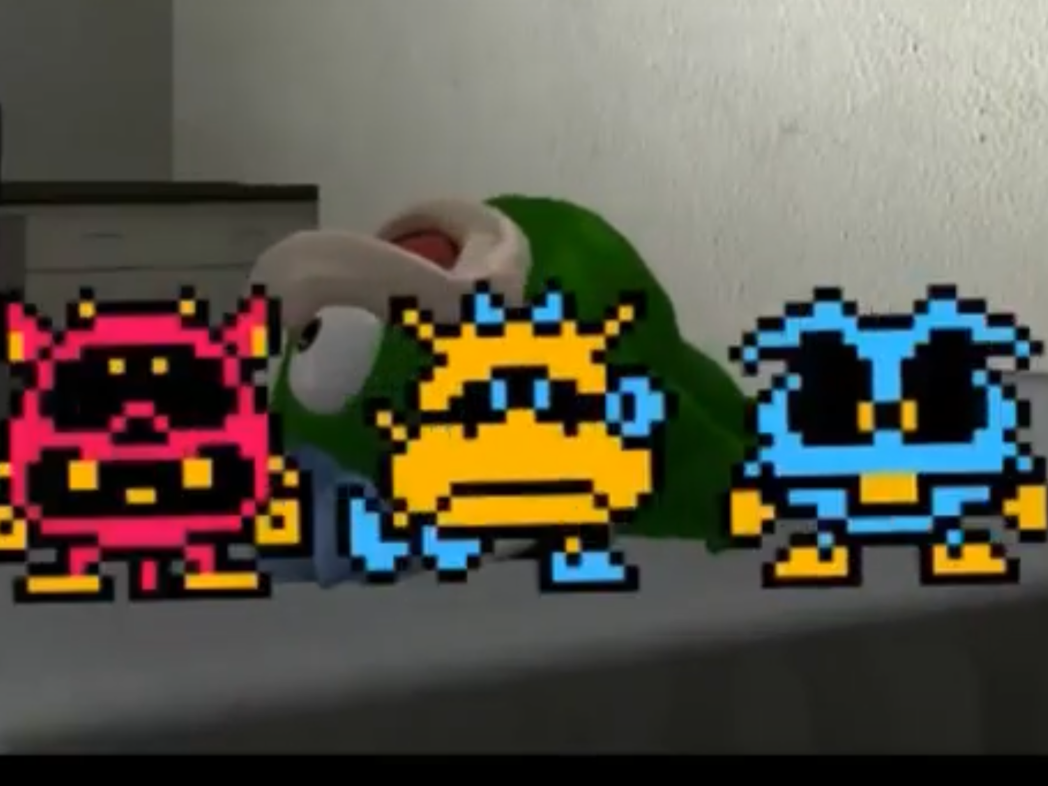 Viruses (Dr. Mario)