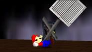 Mario Broke His Back