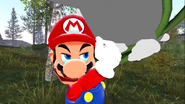 Mario's Big Chungus Hunt 107