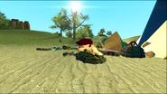Mario Gets Stuck On An Island 146