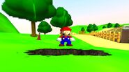 SMG4 If Mario Was in... Minecraft screencaps 81