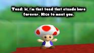 Super Mario 64 Meet the Toad 0-37 screenshot
