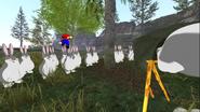 Mario's Big Chungus Hunt 129