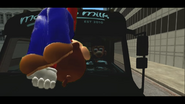 Mario Goes to the Fridge to Get a Glass Of Milk 108