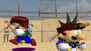 Mad Mario 135