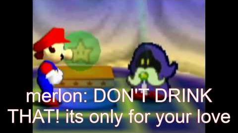Super Mario 64 Bloopers: Peachosal Love