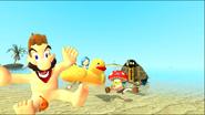 Mario Gets Stuck On An Island 199