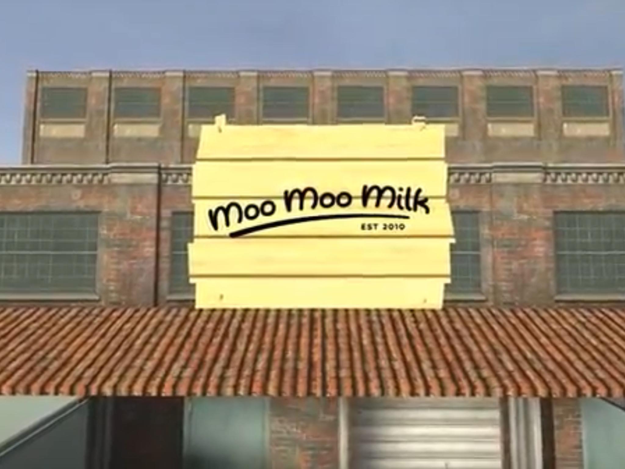 Moo Moo Milk