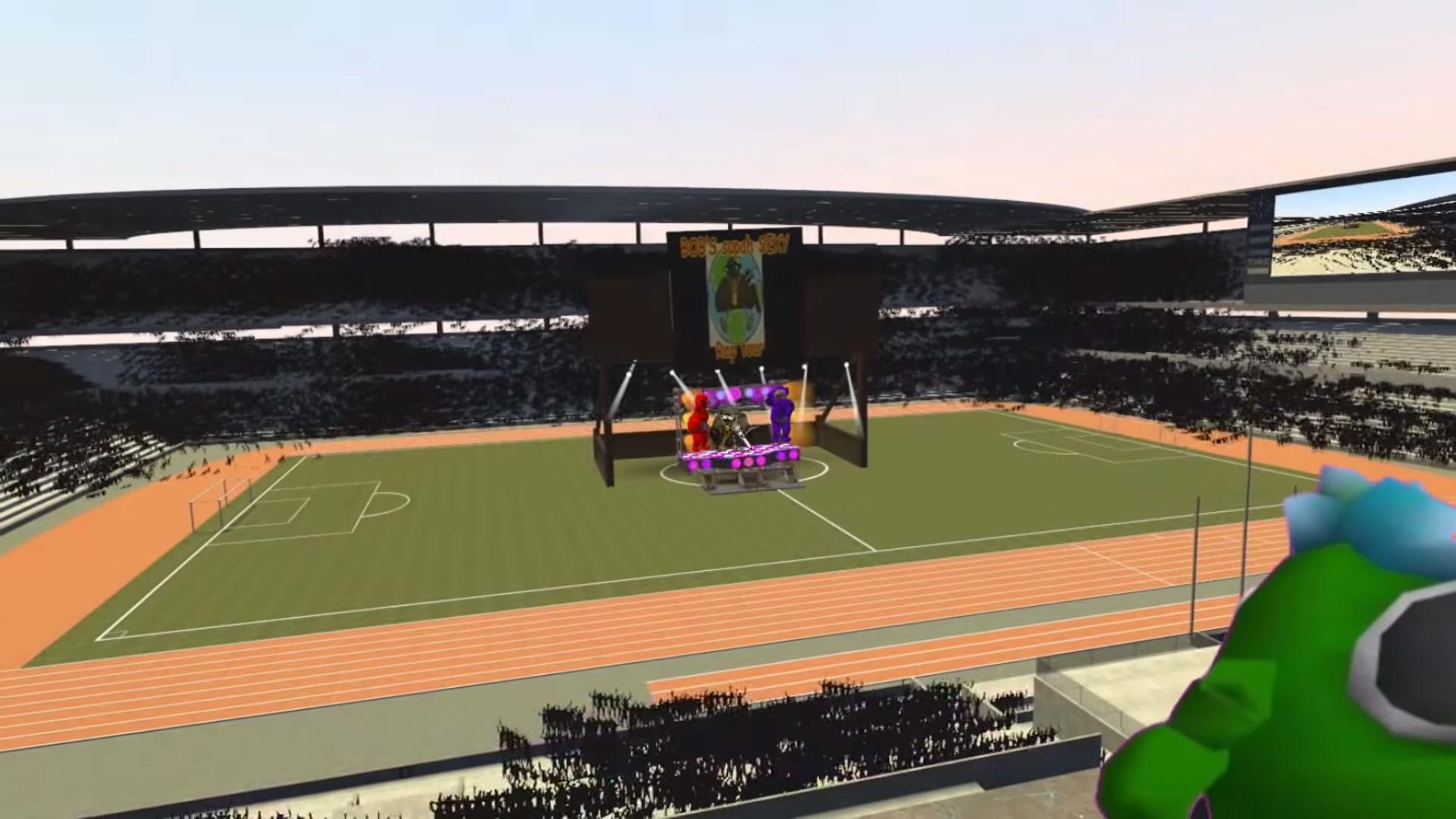 Mushroom City Stadium