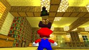 SMG4 If Mario Was in... Minecraft screencaps 39