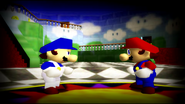 Mario Gets Stuck On An Island 214