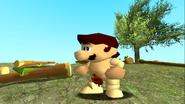Mario Gets Stuck On An Island 247