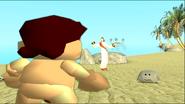 Mario Gets Stuck On An Island 151