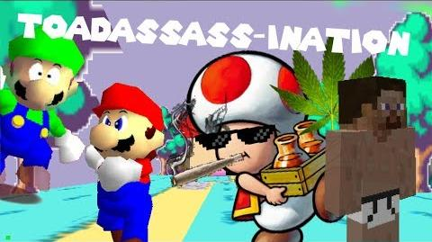 SM64 Bloopers: The Toadassass-ination