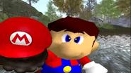 Mario's Big Chungus Hunt 143