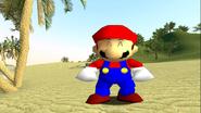 Mario Gets Stuck On An Island 018