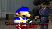 SMG4 Mario's Illegal Operation 8-11 screenshot