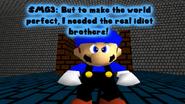 SMG4 Welcome To The Kushroom Mingdom 5-46 screenshot