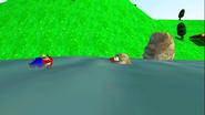 Stupid Mario 3D World 154