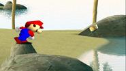 Mario Gets Stuck On An Island 044